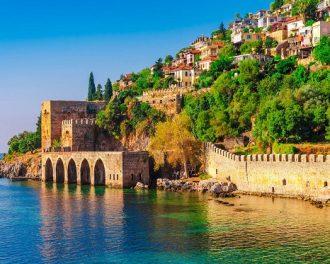 افزایش میزان گردشگران در تعطیلات عید فطر، آنتالیا