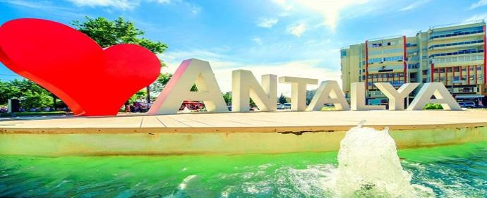 افزایش 16 درصدی تعداد گردشگران خارجی در آنتالیا