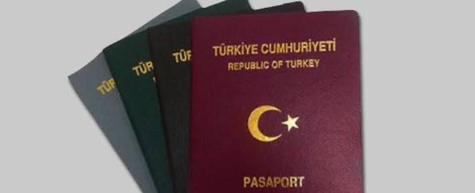 گذرنامه کشور ترکیه