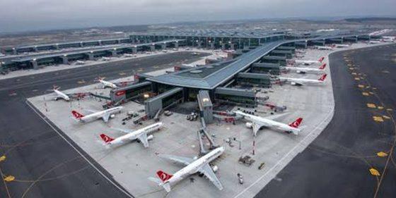 Turkey's airports