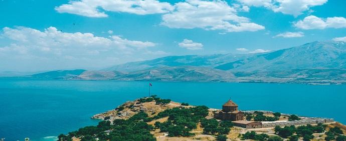 شهر وان ترکیه