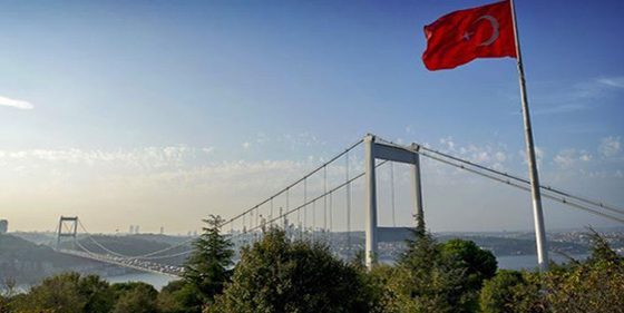 Turkey is the 19th largest economy in the world