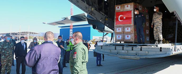 ترکیه از مهم ترین کشورها در مبارزه با ویروس کرونا