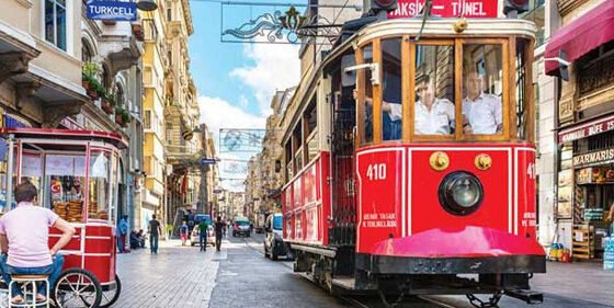 Germans, the largest number of foreign tourists in Turkey