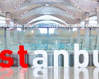 فرودگاه استانبول پرترافیکترین فرودگاه اروپا