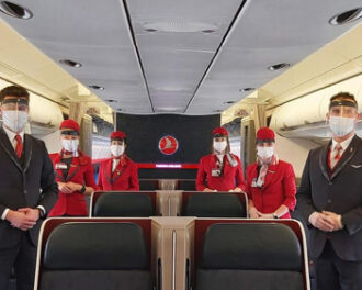 Turkish Airlines earns accolade in health and safety category