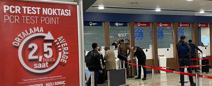 شرط ورود با تست کرونا به ترکیه برای 16 کشور برداشته شد