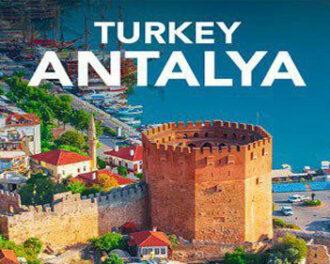 افزایش گردشگران در آنتالیا پس از واکسیناسیون گسترده در ترکیه