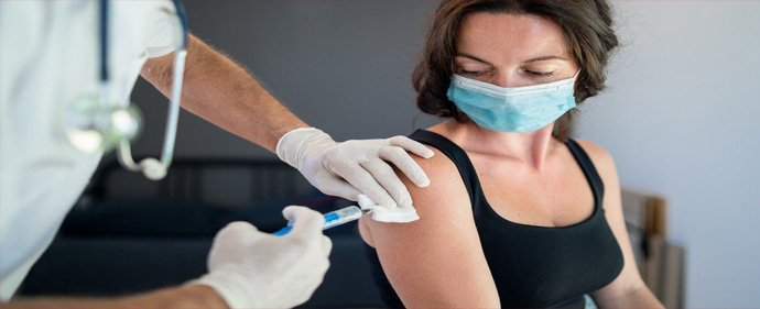 Corona Vaccination in Turkey has reached 40 years of Group