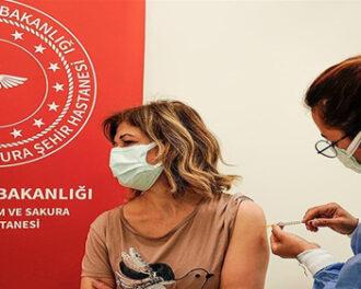 ترکیه به بالاترین میزان واکسیناسیون کرونا در جهان رسید
