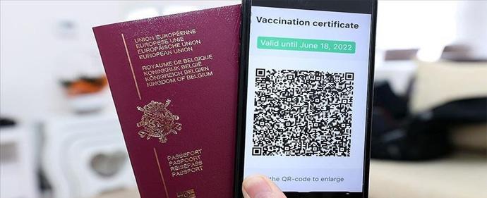 اتحادیه اروپا گواهینامه واکسن ویروس کرونای ترکیه را به رسمیت شناخت